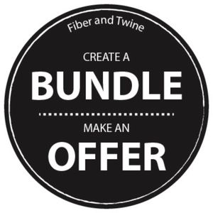 MAKE AN OFFER / Bundle & Save